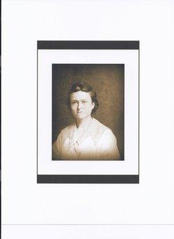 Ethel Matilda <i>Williams</i> Nesmith