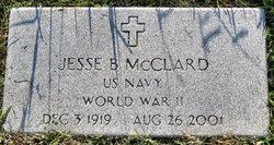 Jesse Blackman McClard, Sr