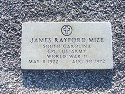 James Rayford Mize