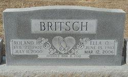 Ella Otellia <i>Sprott</i> Britsch