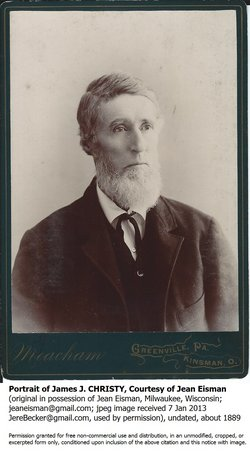 James J Christy