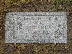Jacqueline S. Jackie <i>Dube</i> Brunelle-DeNardis