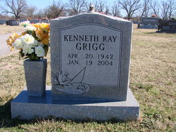 Kenneth Ray Grigg