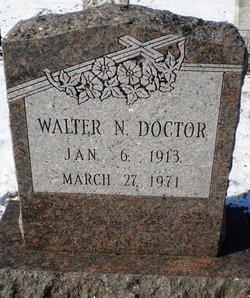 Walter Nicholas Doctor