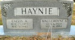 Calvin Arvelle Haynie