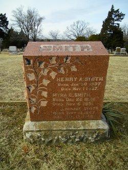 Rev Henry Ackerman Smith
