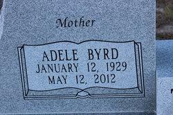 Adele <i>Tremble</i> Byrd