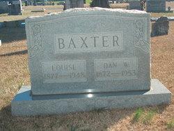 Louise <i>Denton</i> Baxter