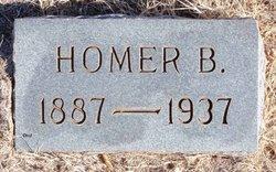 Homer B Adams
