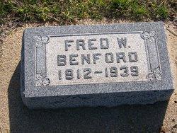 Fred William Benford