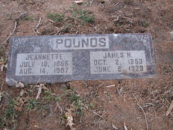 Jeannette <i>McMillan</i> Pounds