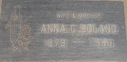 Anna Catherine <i>Diehl</i> Boland