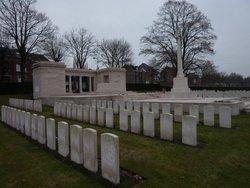 Valenciennes (St. Roch) Communal Cemetery