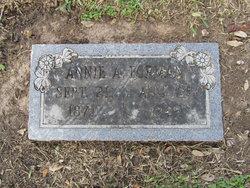 Annie Almira <i>Andrus</i> Forman
