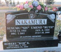Susumu Sis Nakamura