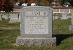 Grace M Geiszler