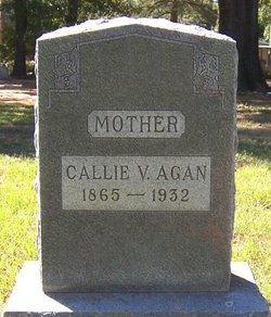 Callie V Agan
