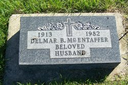 Delmar B McEntaffer