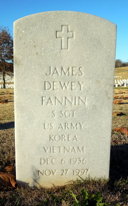 James Dewey Fannin