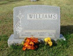 Constance M. Williams