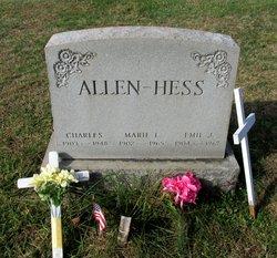 Marie L. Allen-Hess
