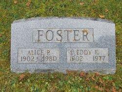 Eddy Elwood Foster