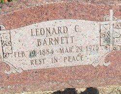 Leonard C. Barnett