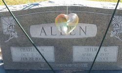 Thelma G. Allen