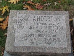 John J. Anderton