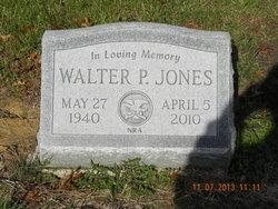Walter P Jones