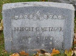 Bridget G Metzger