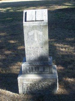 Ralph M Hull