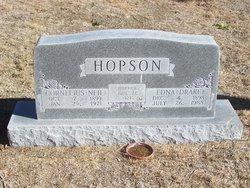 Edna <i>Drake</i> Hopson