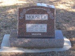 Alma A Mousley