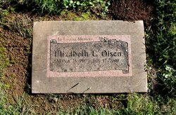 Elizabeth Lorene <i>Barnum</i> Olsen