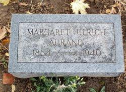 Margaret Ulrich Aurand