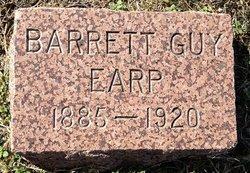 Barrett Guy Earp