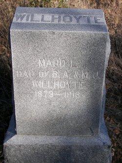 Maud L. Willhoyte