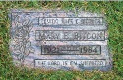Mary Evangeline <i>Hudson</i> Bitcon