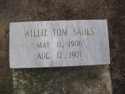 Willie Tom Sauls