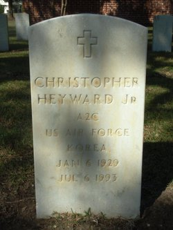 Christopher Heyward, Jr