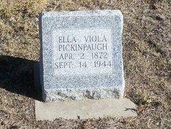 Ella Viola <i>Cummins</i> Pickenpaugh