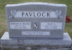 Bernard R. Beans Pavlock