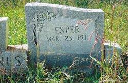 Pearl Esper <i>Ferrell</i> Jones