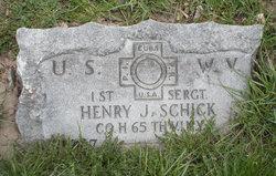Henry J. Schick