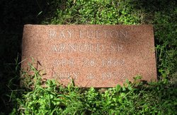 Ray Fulton Arnold