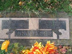 Hallie Pearl <i>Coffey</i> Crawford