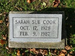 Sarah Sue <i>Purdue</i> Cook