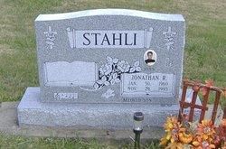 Jonathan R. John Stahli