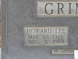 Howard Lee Grimes